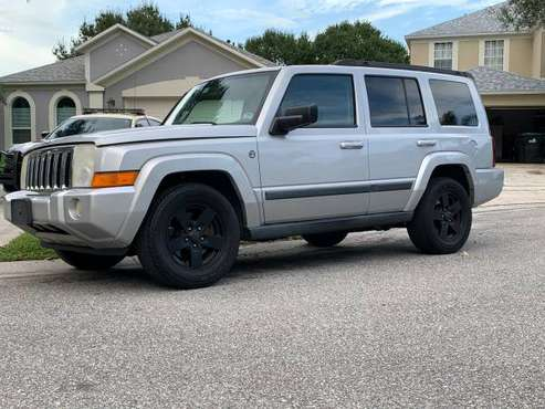 2007 Jeep Commander Limited Sport (REDUCED) for sale in Orlando, FL