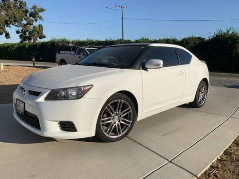 2013 scion TC 5speed, 4 cylinder, super clean! Nice car! for sale in EXETER, CA