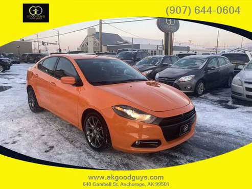 2013 Dodge Dart - Financing Available! - cars & trucks - by dealer -... for sale in Anchorage, AK