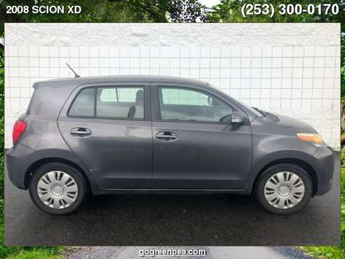2008 SCION XD for sale in Spanaway, WA