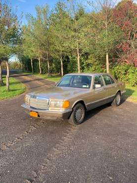 California 1984 Mercedes Benz 300SD for sale in Marion, NY