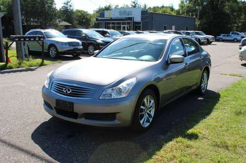 **COMING SOON**2 OWNER**2009 INFINITI G37X SEDAN**ONLY 124,000 MILES** for sale in Lakeland, MN