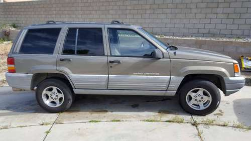 Non-Op,Clean Title 1997 Jeep grand cherokee laredo for sale for sale in Palmdale, CA