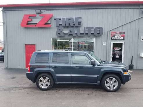 2008 Jeep Patriot Limited 4x4 4dr SUV w/CJ1 Side Airbag Package for sale in North Tonawanda, NY