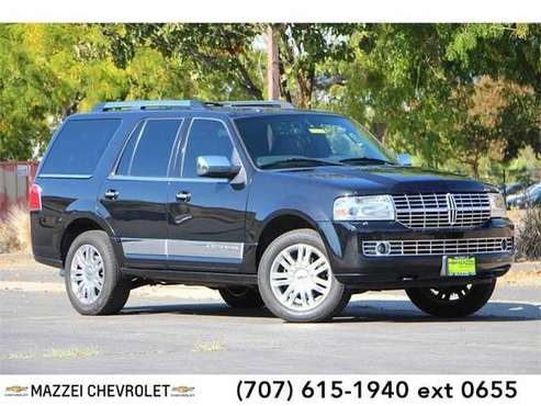 2014 Lincoln Navigator Base - SUV for sale in Vacaville, CA