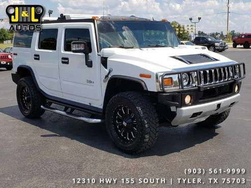 ***2008 HUMMER H2 - Financing Available!*** for sale in Tyler, TX