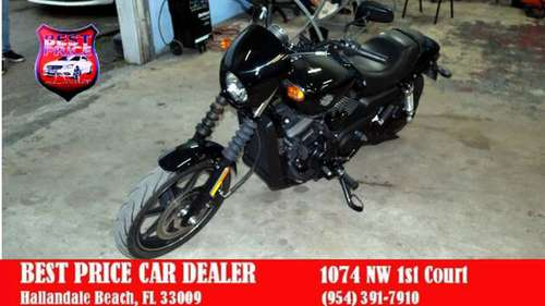 2015 Harley-Davidson xg 750+GREAT PRICE +GREAT CONDITION+BEST PRICE for sale in HALLANDALE BEACH, FL