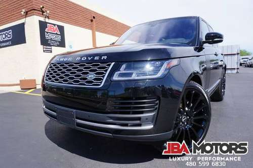 2019 Land Rover Range Rover HSE Supercharged 4WD Full Size SUV for sale in Mesa, AZ