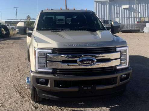 2018 F350 King Ranch for sale in Las Cruces, TX