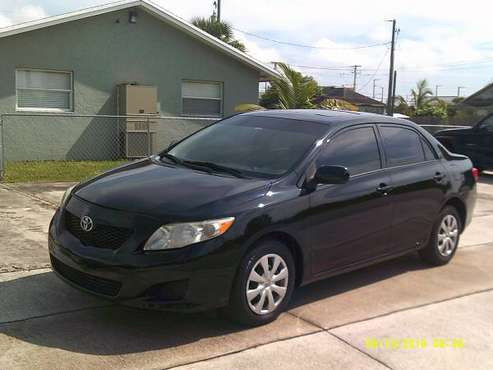 ' 2010 Toyota Corolla LE ' for sale in West Palm Beach, FL