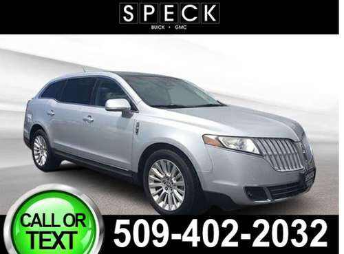 2010 LINCOLN MKT with for sale in Kennewick, WA