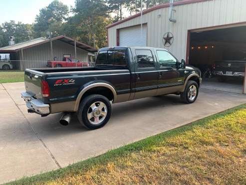 2006 f250 king ranch for sale in Waller, TX