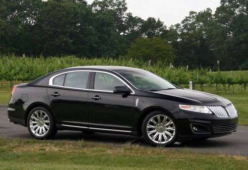 2010 LINCOLN MKS Black INTERNET SPECIAL! for sale in Raleigh, NC