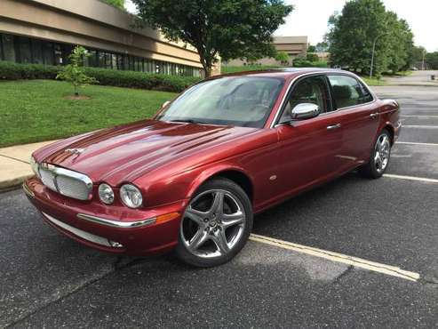 2007 Jaguar XJ8 VANDEN PLAS for sale in Asheville, NC