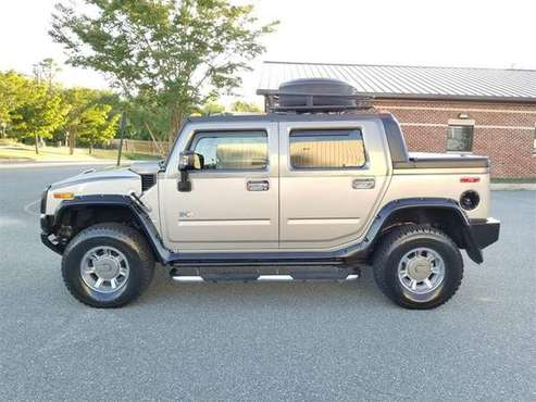 2007 HUMMER H2 - SUT - 65k Miles - Clean Carfax - 2 Tone - for sale in Fredericksburg, VA