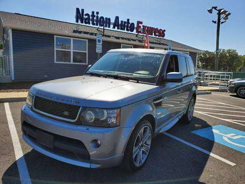2012 Land Rover Range Rover Sport HSE $500 down!tax ID ok for sale in White Plains , MD