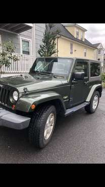 2009 JEEP WRANGLER for sale in Bridgeport, CT