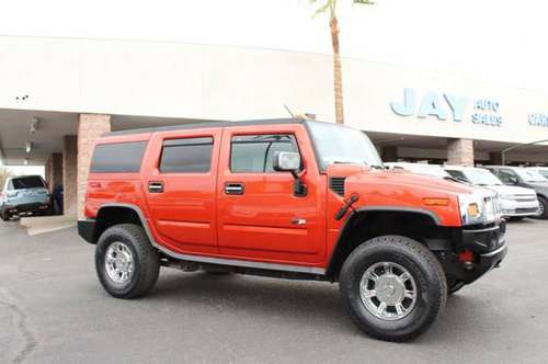 2003 HUMMER H2 4dr Wgn / CLEAN CARFAX / LOW MILES!... for sale in Tucson, AZ