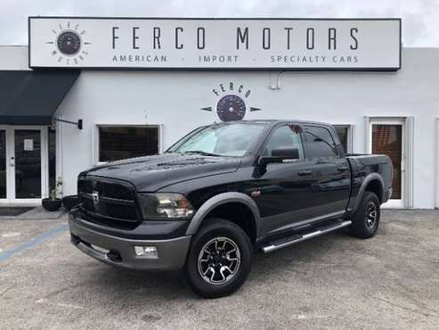 2012 DODGE RAM 1500 CREW CAB ONLY $1500 BAD CREDIT NO CREDIT - cars... for sale in Miami, FL