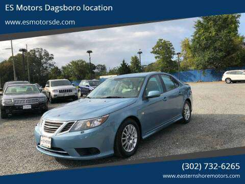 *2008 Saab 9-3- I4* 1 Owner, Clean Carfax, Sunroof, Heated Leather for sale in Dagsboro, DE 19939, MD
