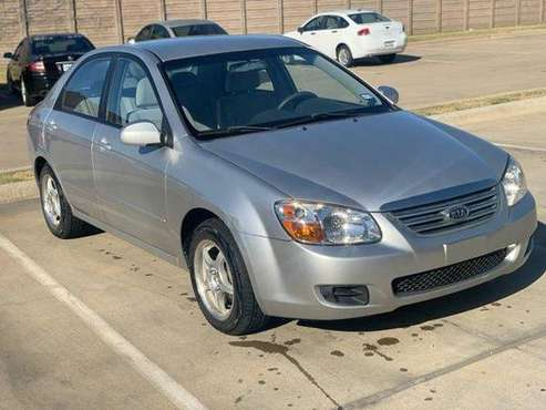 2008 Kia Rio (MANUAL TRANSMISSION) for sale in Little Elm, TX