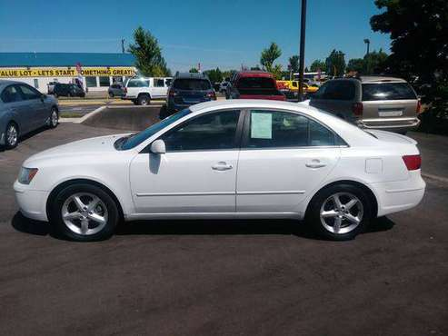 2009 Hyundai Sonata Limited Sedan 4D for sale in Nampa, ID