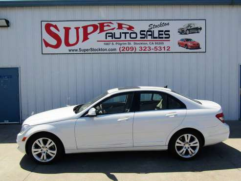 2008 Mercedes Benz C300 Luxury LOW MILES for sale in Fairfield, CA