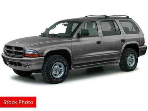 2000 Dodge Durango 4x4 4WD SLT 4dr SLT SUV - cars & trucks - by... for sale in Denver , CO