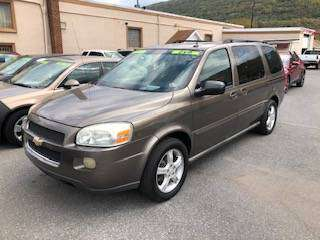 2005 Chevy Uplanded LS Van for sale in Palmerton , PA