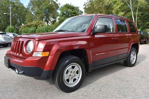 2015 Jeep Patriot Sport 4WD 5 Speed Manual WARRANTY No Doc Fees! for sale in Apex, NC