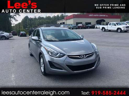 2015 Hyundai Elantra SE CARFAX 1 OWNER for sale in Raleigh, NC