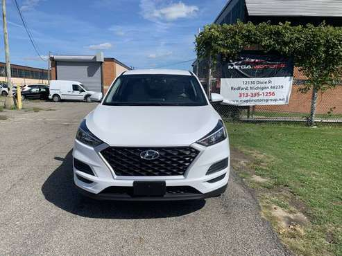 2019 Hyundai Tucson for sale in redford, MI