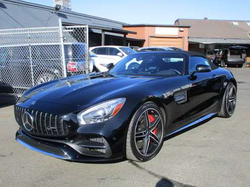 2018 Mercedes-Benz AMG GT C Roadster *EASY APPROVAL* for sale in San Rafael, CA