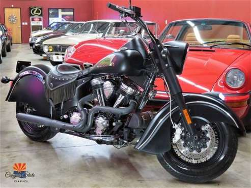 2010 Indian Chief DARK HORSE for sale in Tempe, NM