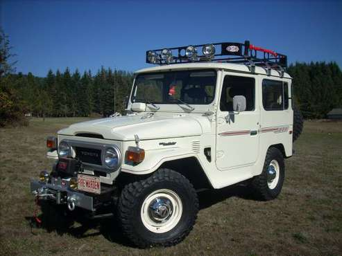 Toyota Landcruiser FJ40 for sale in South China, ME
