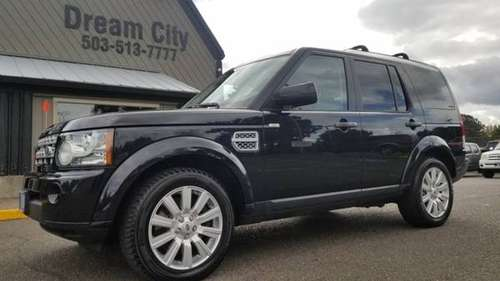 2012 Land Rover LR4 4x4 4WD Sport Utility 4D SUV Dream City for sale in Portland, OR