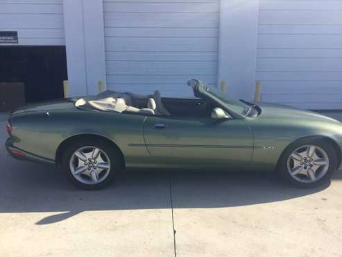 1999 Jaguar xk8 convertible for sale in San Antonio, TX