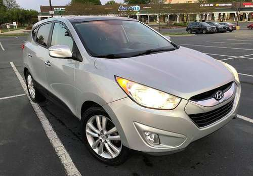 2011 Hyundai Tucson Limited AWD, 78K miles for sale in Charlotte, NC