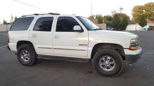 2002 Chevrolet Tahoe for sale in Marysville, CA