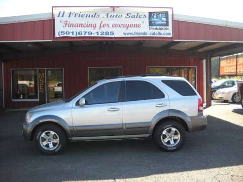 2005 Kia Sorento Ex for sale in Greenbrier, AR