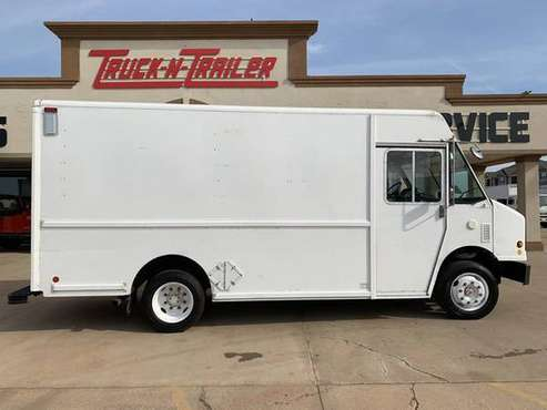2006 Freightliner MT45 W700 14' Step Van, Diesel, Auto, FedEx Financin for sale in Oklahoma City, OK