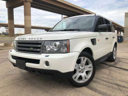 2006 Land Rover Range Rover SPORT! Clean title- IMMACULATE!!!!!!! for sale in Dallas, TX