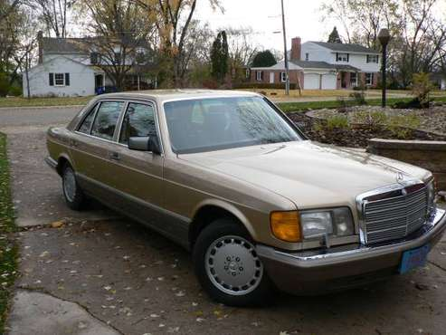 1986 Mercedes SEL for sale in Green Bay, WI