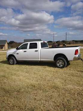 2012 Dodge Ram 3500 Diesel - cars & trucks - by owner - vehicle... for sale in Stephenville, TX