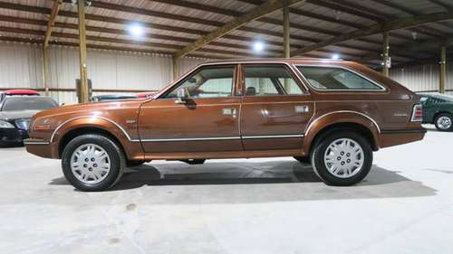 1985 American Motors (AMC) Eagle 4WD CLEAN RUST FREE! COLD AC! for sale in Lucerne Valley, CA