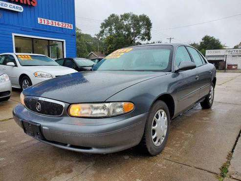 2005 Buick Century Special Edition 4dr Sedan - BEST CASH PRICES... for sale in Warren, MI