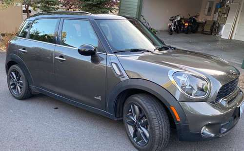 2014 Mini Cooper S Countryman All4 - cars & trucks - by owner -... for sale in Eugene, OR