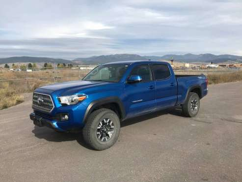 2017 Toyota Toyota TRD OFF ROAD for sale in Missoula, MT