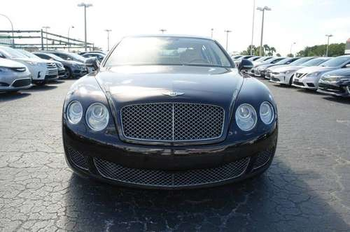 BENTLEY CONTINENTAL FLYING SPUR (7,000 DWN) for sale in Orlando, FL