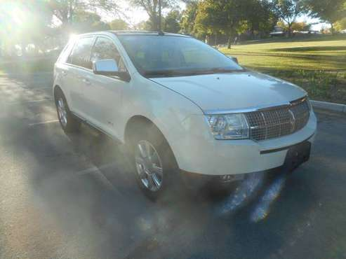 2007 Lincoln MKX SUV, AWD, must see! auto, 6cyl. loaded, MINT COND!! for sale in Sparks, NV
